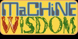 machine wisdom logo